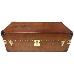 Louis Vuitton Calf Leather Wardrobe Trunk