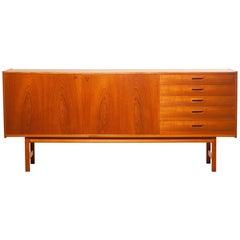 1960s Teak Sideboard by Ulferts, Denmark