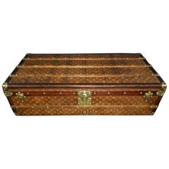 Louis Vuitton Woven Monogram Canvas Cabin Trunk