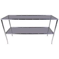 Stylish Modern Decorator Style Console Table