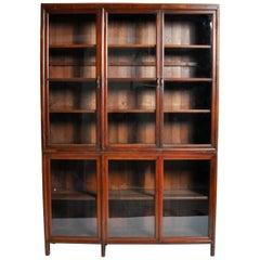 British Colonial Bookcase