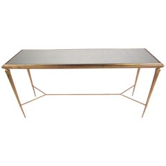 Ornate Contemporary Modern Console Table