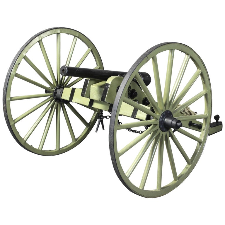 Indian War Cannon 1