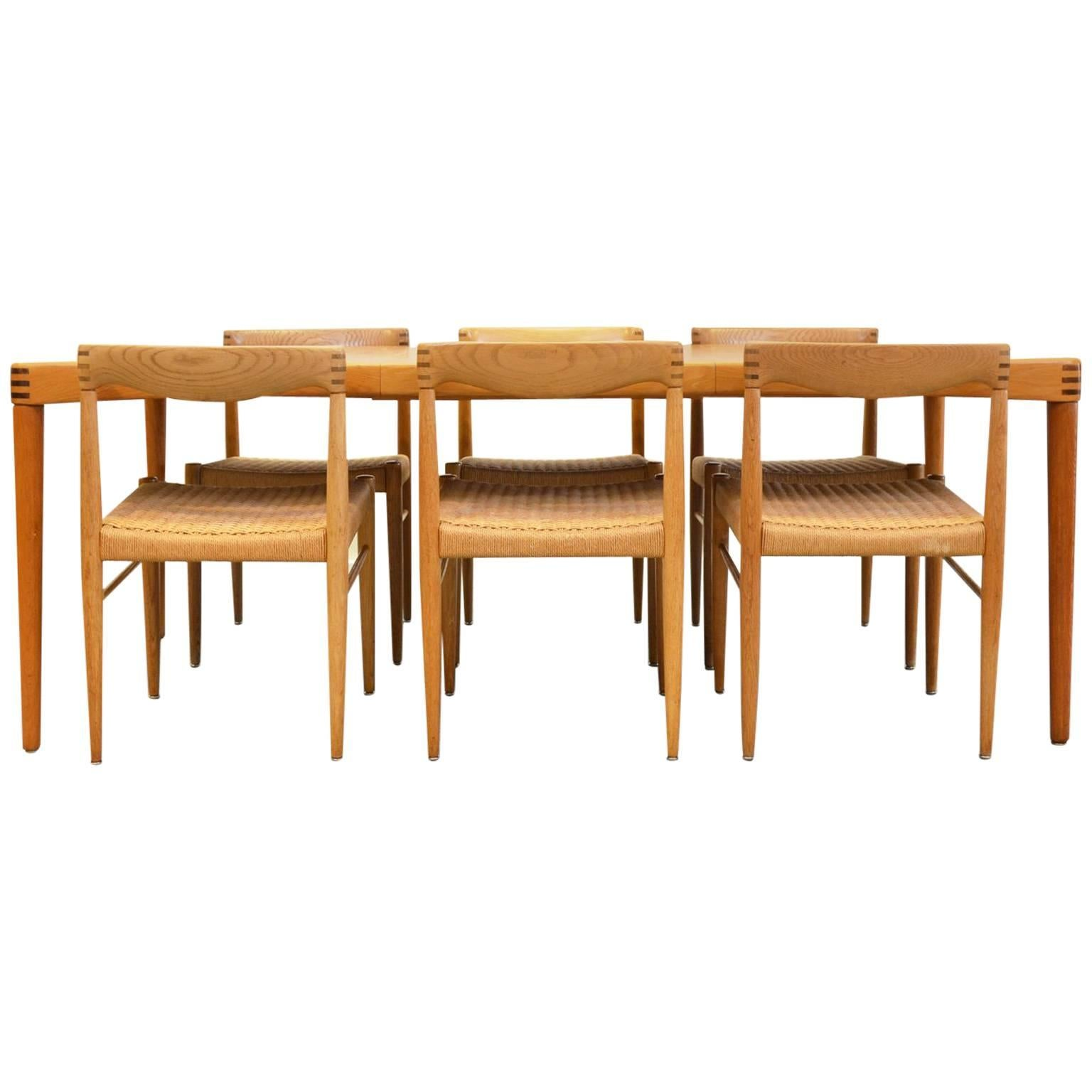 Superieur Dining Set Of HW Klein For Bramin Møbler