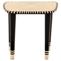 Bijou Stool by Matteo Cibic for Scarlet Splendour, Made in India