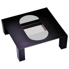 1970s Giovanni Offredi Tebe Coffee Table for Saporiti