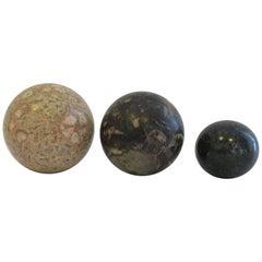 Marble Stone Spheres, ca. 1970s