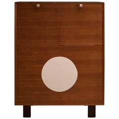 George Nelson Primavera Record Cabinet for Herman Miller