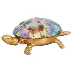 Cute Turtle Bell of the 1960s