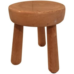 Stool, Ingvar Hildingsson for I H Slöjd, Sweden, 1940s
