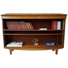 Vintage Teak Scandinavian Bookcase