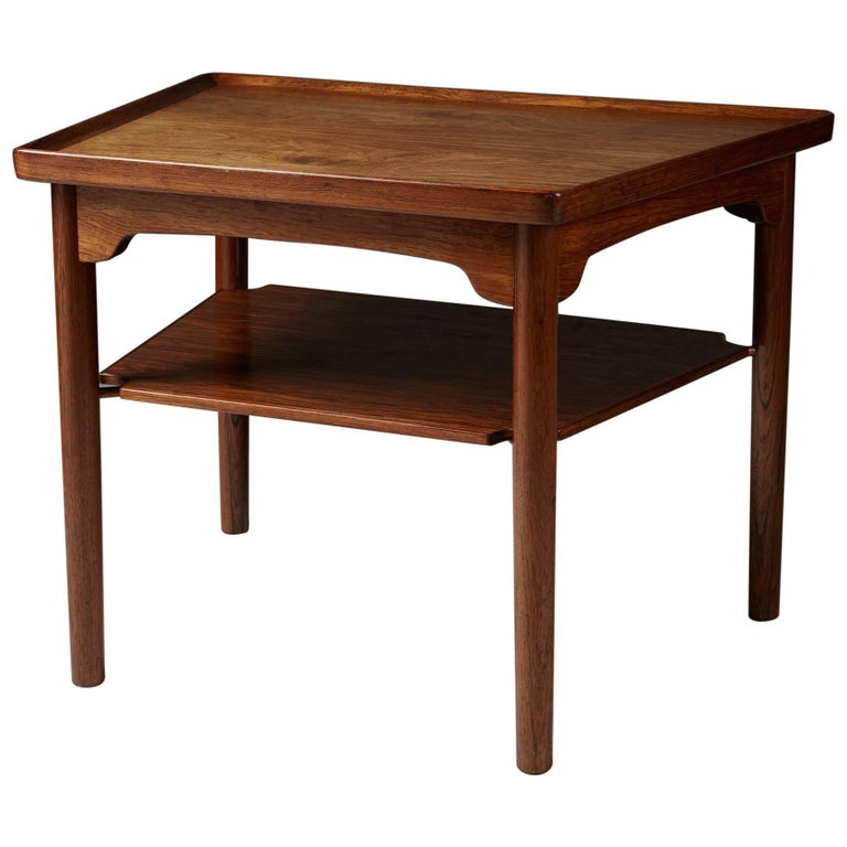 Occasional table anonymous denmark 1950s for sale at 1stdibs for Coffee tables 80cm wide