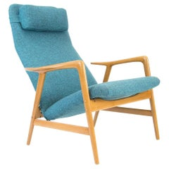 Alf Svensson Reclining Armchair for DUX