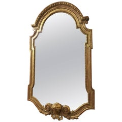 Manner of William Kent, Large 19th Century Mirror