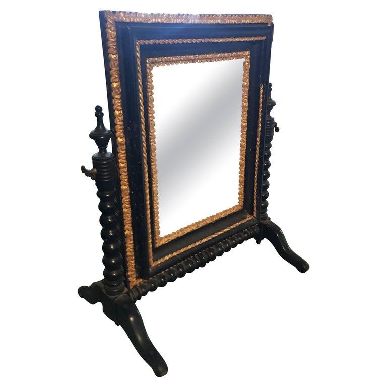 Unique psiche mirror for sale at stdibs