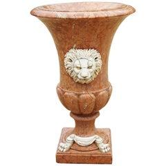 19th Century Italian Large Marble Urn