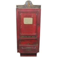 Antique Metal Suggest Box