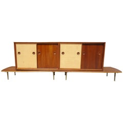 Mid-Century William Watting for Fristho Cabinet