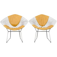 Bertoia Diamond Chairs for Knoll