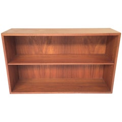Børge Mogensen Small Teak Bookcase for Illums Bolighus