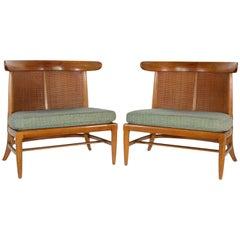 Pair of Original Mid-Century Thomlinson Sophisticate Chairs