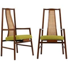 Pair of Mid-Century Modern-Style Armchairs
