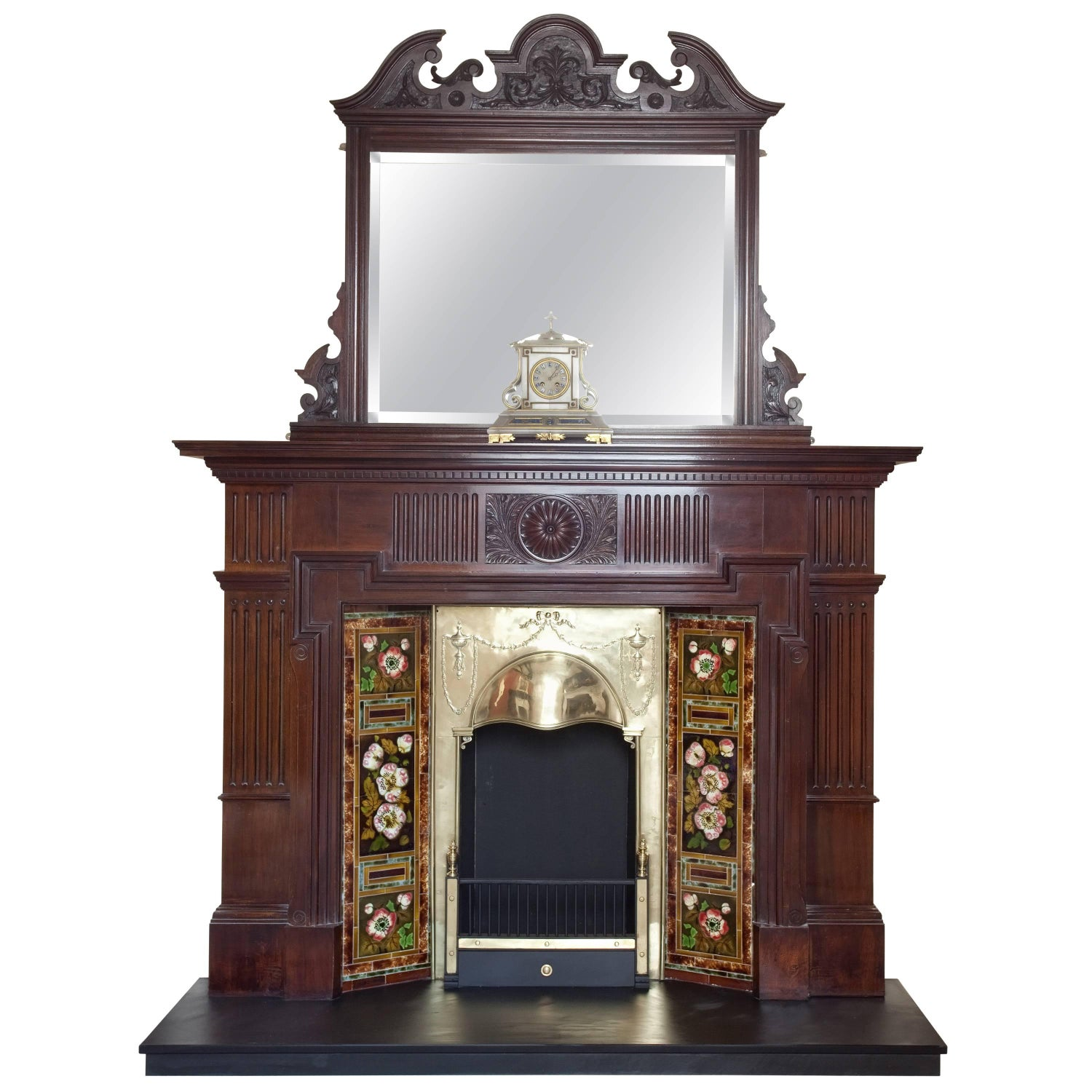 early 1900s fireplaces and mantels 67 for sale at 1stdibs
