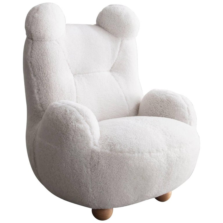 """Papa Bear"" Armchair For Sale"