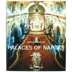 Palaces of Naples by Donatella Mazzoleni, First Edition