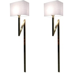Stunning Brass Wall Lights Sconces