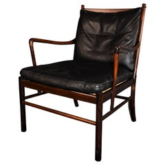 Ole Wanscher Colonial Rosewood Chair