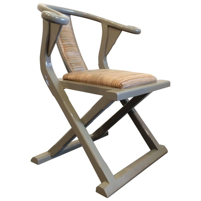 Decorative Side or Desk Chair For Sale