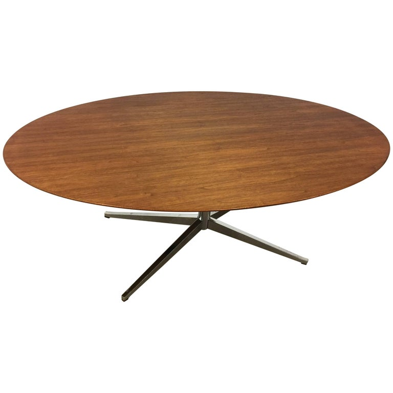Mid-Century Modern 2480 Table or Desk Designed by Florence Knoll for Knoll