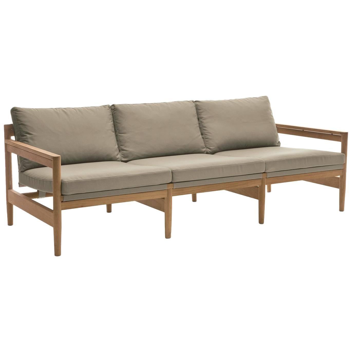 Roda Indoor/Outdoor Road 143 Sofa Designed by Rodolfo Dordoni