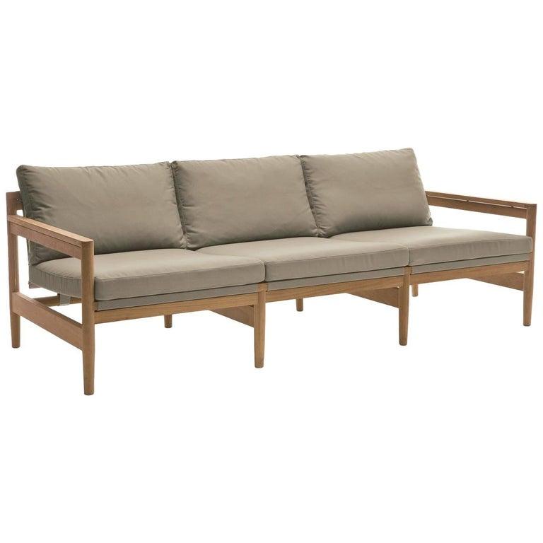 Roda Indoor or Outdoor Piper 103 Sofa Designed by Rodolfo Dordoni ...