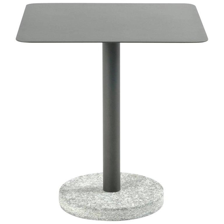 Roda Indoor/Outdoor Bernardo 353 Side Table designed by Rodolfo Dordoni For Sale