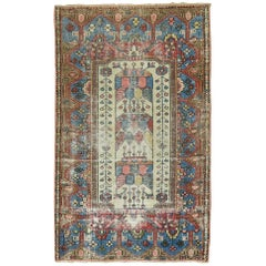 Shabby Chic Persian Malayer Tiny Rug