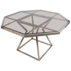 Octagonal Agente Dining Table