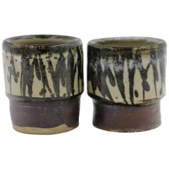 Ken Price Pair of Cups