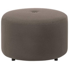 Roda Double 031 Indoor/Outdoor Pouf Designed by Rodolfo Dordoni