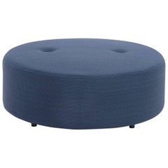 Roda Double 032 Indoor/Outdoor Pouf Designed by Rodolfo Dordoni