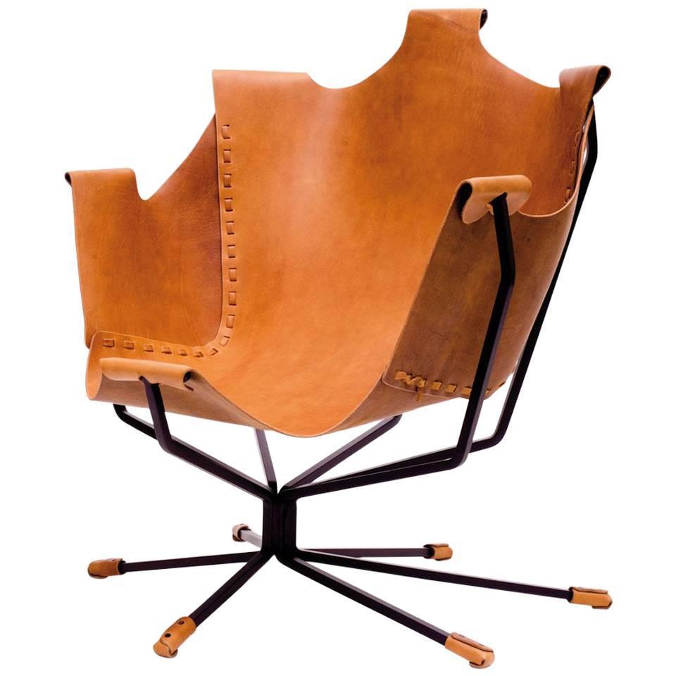 Flight Of Fancy Lounge Chair By Dan Wenger For Sale