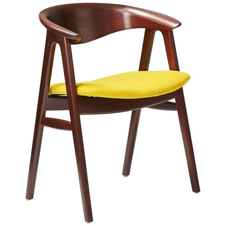 Erik Kirkegaard Desk Chair, 1956