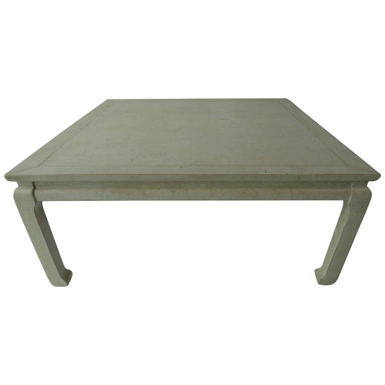 Ming Style Coffee Table For Sale At 1stdibs