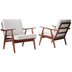 Hans Wegner GE-270 Chairs, 1956
