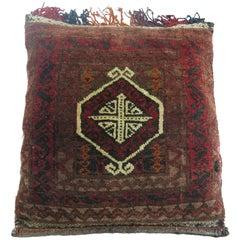 Afghan Balouch Rug Pillow