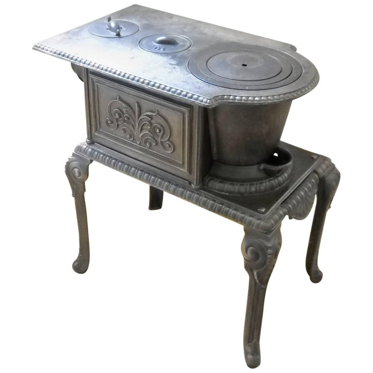 Cast Iron French Stove