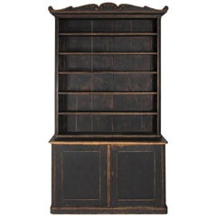 Late Empire Two-Door Hutch, circa 1840s