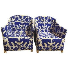Beaded African Nobility Chairs