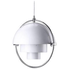 Original Multi-Light Pendant by Louis Weisdorf for Lyfa